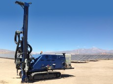Hydraulic Vibrating Drilling Machines