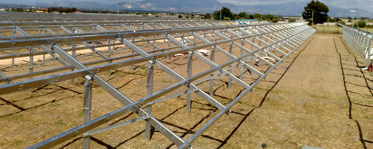 Solar Panel Framing-Racking Manufacturing